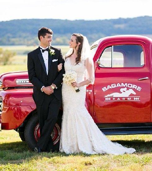 Farm Wedding Photos, Outdoor