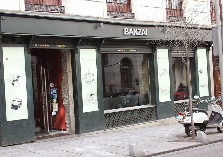 Banzai Recoletos - Sushi