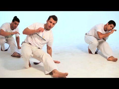 How to Do the Negativa | Capoeira Basic Moves - YouTube