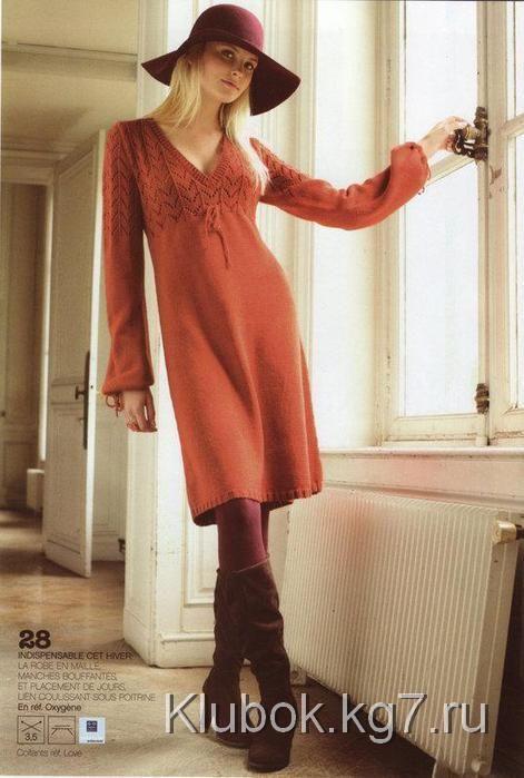 красное платье | Клубок