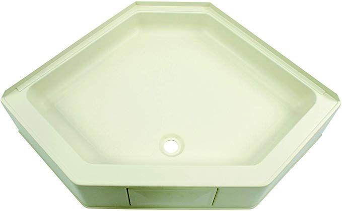 Lippert 301242 Better Bath 34 X 34 Neo Angle Rv Shower Pan