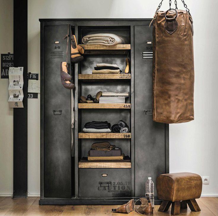 Vintage Locker