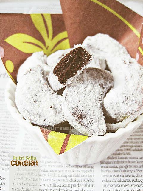 Dapur Vanilla: Putri Salju Cokelat
