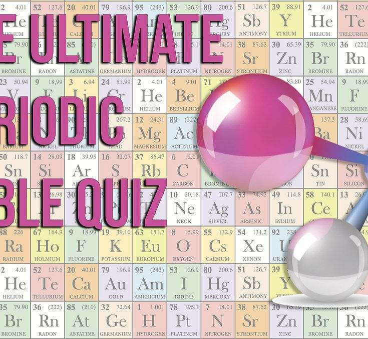 28 best Chemistry Concepts images on Pinterest Chemistry, Science - fresh periodic table of elements quiz 1-40
