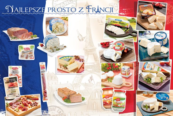 Wybór najlepszych produktów z Francji już w Twoim sklepie Intermarche. Zapraszamy!