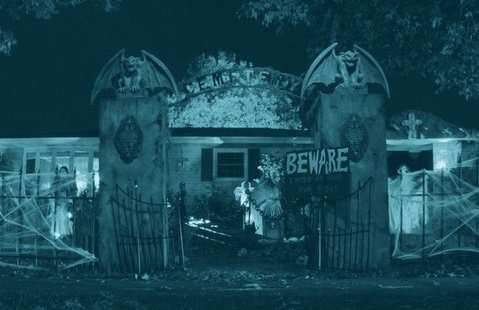 how to create a haunted garage                              …