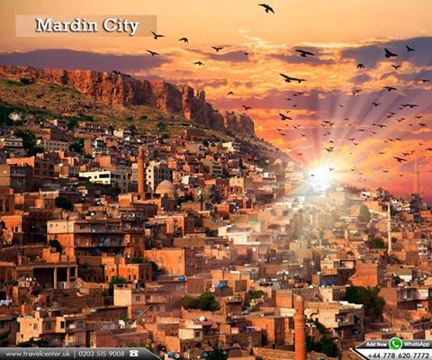 Mardin Turkey     |        Huge selection of cheap flights and airline tickets.  Compare our flight fares and save big!   https://www.travelcenter.uk/ ☎ 0203 515 9008   |     WhatsApp +44 778 620 7772    |    #travel #airfaresmarketleader #travelcenter #mardin #turkey