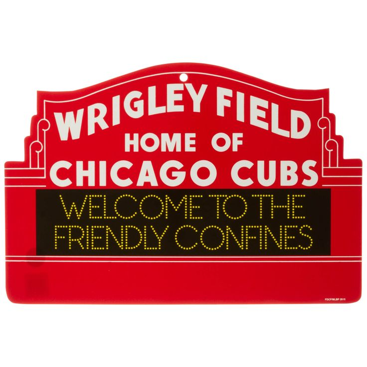 15 Best Images About Chicago Cubs Party On Pinterest: 15 Best Images About Wrigley Field Accessories On Pinterest