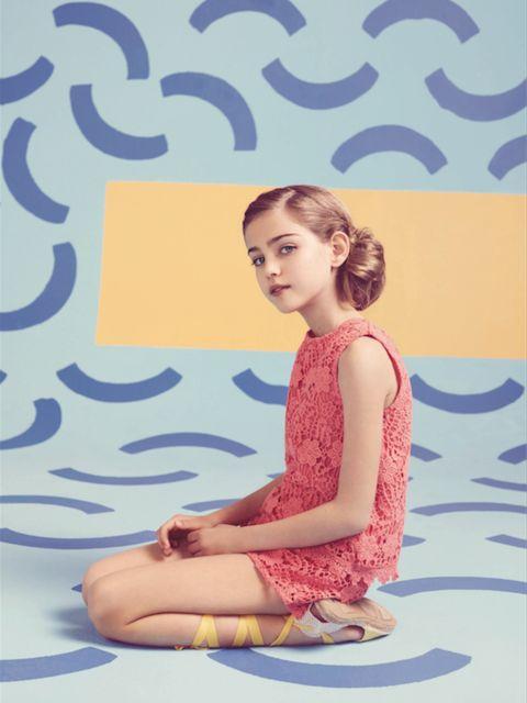 Le grand plongeon de Mango Kids | MilK - Le magazine de mode enfant