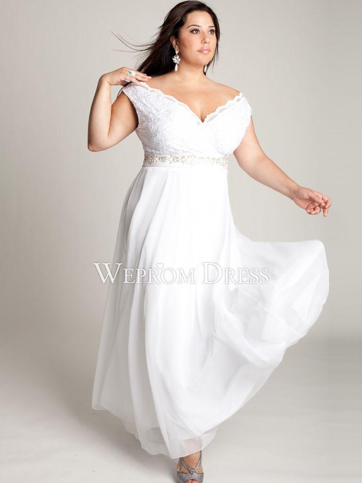 170 best wedding images on Pinterest | Wedding dresses plus size ...