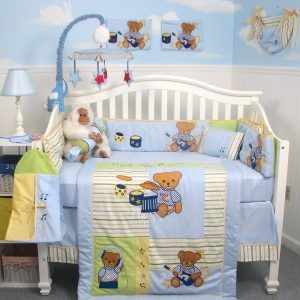 Great Baby Bedroom Sets For A Boy