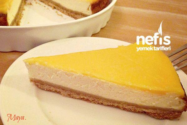 Limonlu Cheesecake Tarifi nasıl yapılır? 1.960 kişinin defterindeki Limonlu Cheesecake Tarifi'nin resimli anlatımı ve deneyenlerin fotoğrafları burada. Yazar: Maya Toplu
