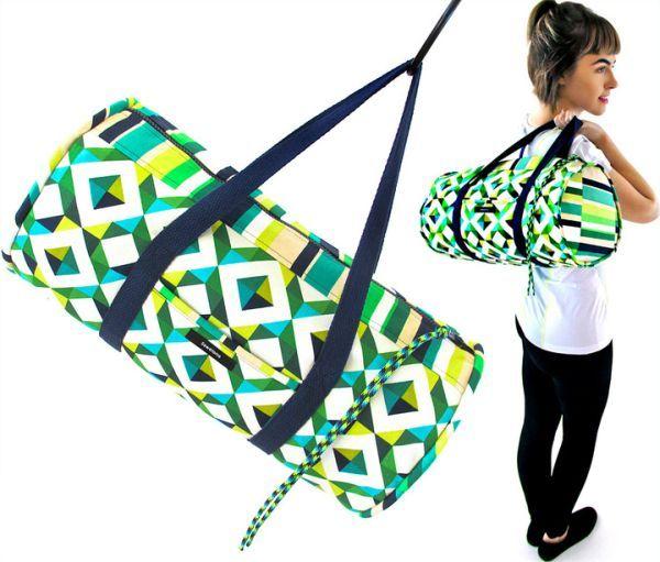 Bolsa De Viagem Em Tecido Passo A Passo : Ideias sobre bolsa para viagem no