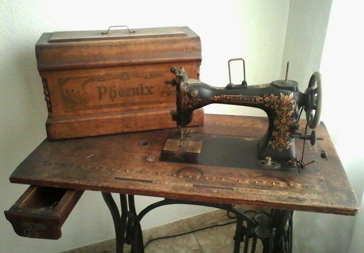 Nähmaschine Phoenix in in Viersen  eBay  vintage or  # Nähmaschine Phoenix