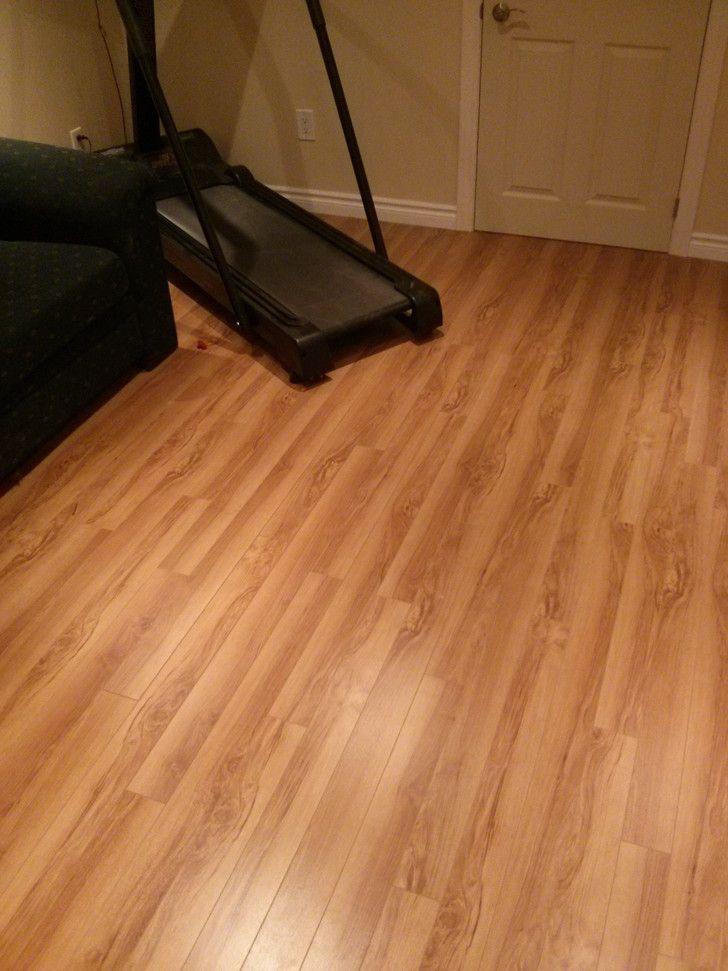 repairing water-damaged laminate flooring.