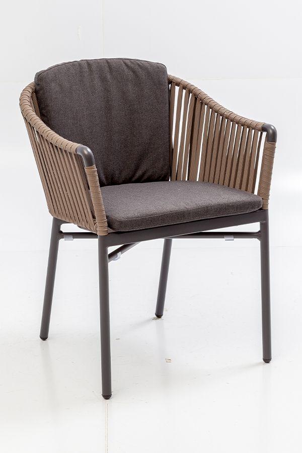 Der Gartenstuhl Clavo überzeugt Durch Komfort Und Modernes Design