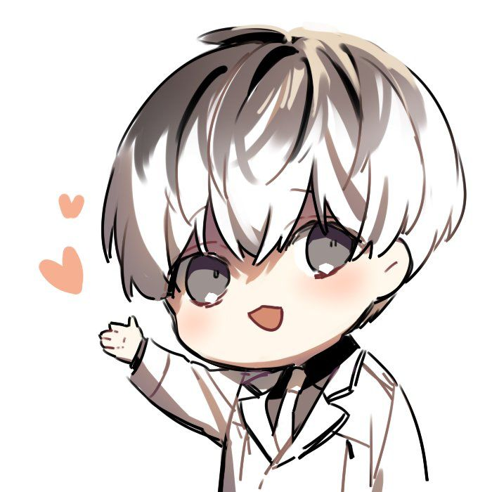Haise is so kawaii desu