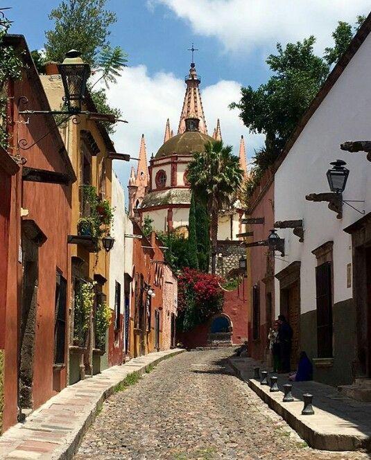 San Miguel de Allende, Gto.