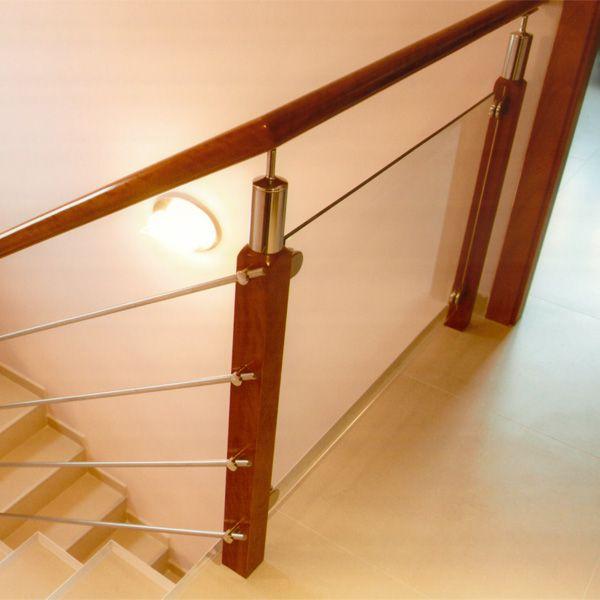 M s de 25 ideas incre bles sobre acero inoxidable en - Barandillas escaleras modernas ...