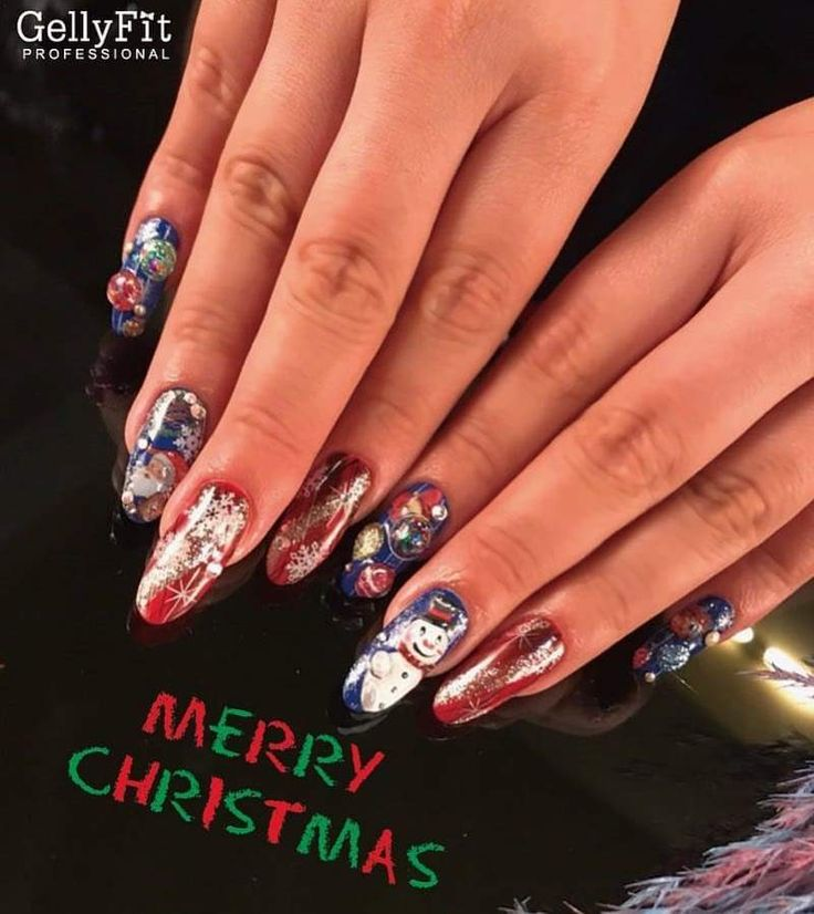 Best Christmas Nail Art Designs/Ideas and Inspirations to follow in 2019
