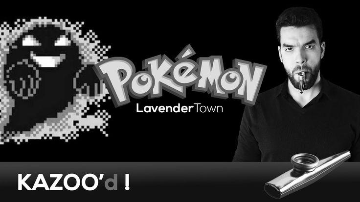 Lavender Town - Pokémon Red/Blue/Yellow... KAZOO'd by Tsuko G.
