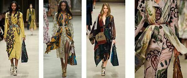 А знаете ли Вы что:  Яркий длинный шарф поверх тренча, пальто или платья, перехваченный ремнем, не только добавит стройности, но и может совершенно изменить настроение образа.  О том, как носить и повязывать платки и шарфы читайте в нашем блоге http://unikat-gallery.ru/blog/4/?utm_source=SS&utm_medium=20140618&utm_content=scarf