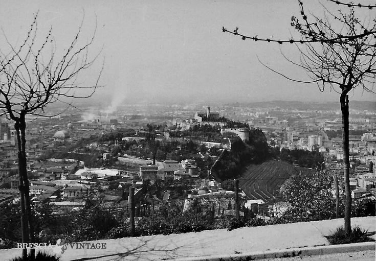 Brescia Panoramica -1963