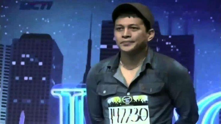 Indonesian Idol 2014 - THEOFILUS - Kontestan Mirip Ariel NOAH - Audisi B...