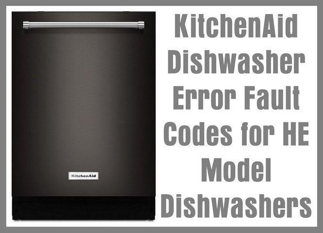 Kitchenaid Kdfe454css Dishwasher