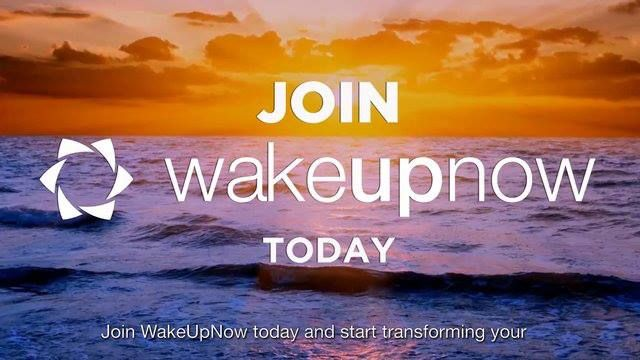 """Your Ship has come in Time to get on board with """"Wake Up Now!!!"""" http://allaboutyou.wakeupnow.com/ —"""