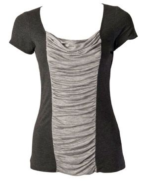 What  a good way to refashion a too small shirt . I need to ... -- so cute. Doing this tomorrow :)
