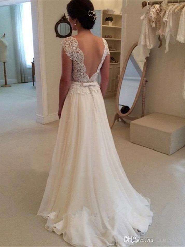Best 25  Summer wedding dresses ideas on Pinterest | Summer ...