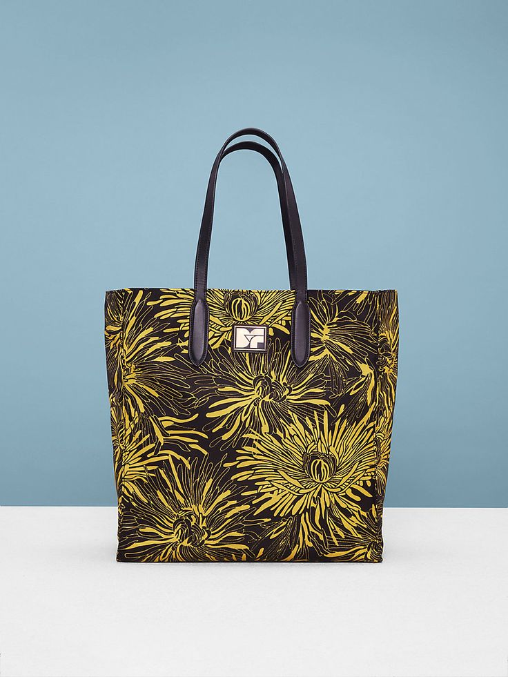 Nylon Tote | Landing Pages by DVF