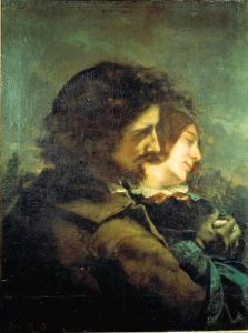 The Happy Lovers - Gustave Courbet - The Athenaeum