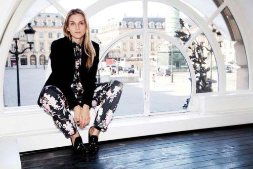 Gaia Repossi at REPOSSI Place Vendôme.