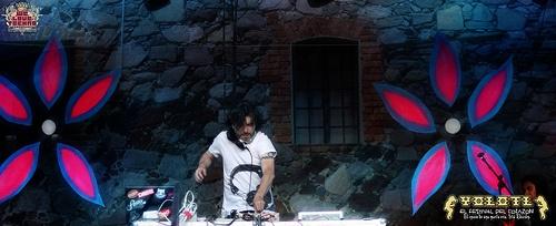 B-Liv at Yolotl Fest / Mexico 2013