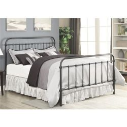 For Sale Coaster Furniture 300399T Livingston Twin Bed in Dark Bronze The Cheapest