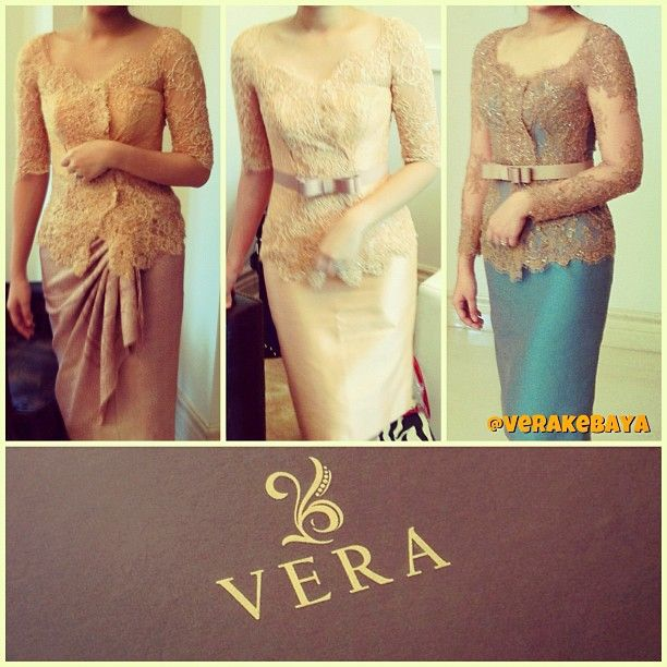 Vera Kebaya... love this
