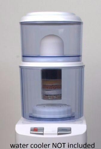 Cooler Water Filter Purifier Alkaline Ionizer Filtration System Kitchen Home #CoolerWaterFilter