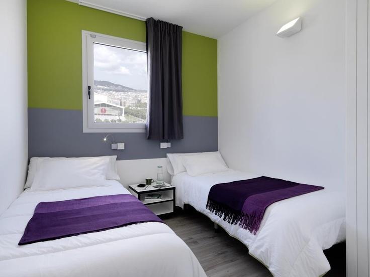 Booking.com : Hotell Residencia Melon District Marina , Barcelona, Spanien