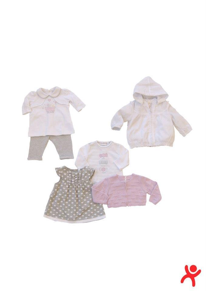 La nuova collezione primavera estate di @Idexe' di moda per bambini