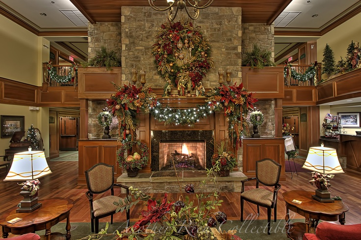 Christmas Tree Inn Pigeon Forge Part - 30: Had Ladies Retreat Here This Past Weekend The Inn At Christmas Place In Pigeon  Forge Tennessee. | ~places Iu0027ve Been~ | Pinterest | Christmas Place, Pigeon  ...