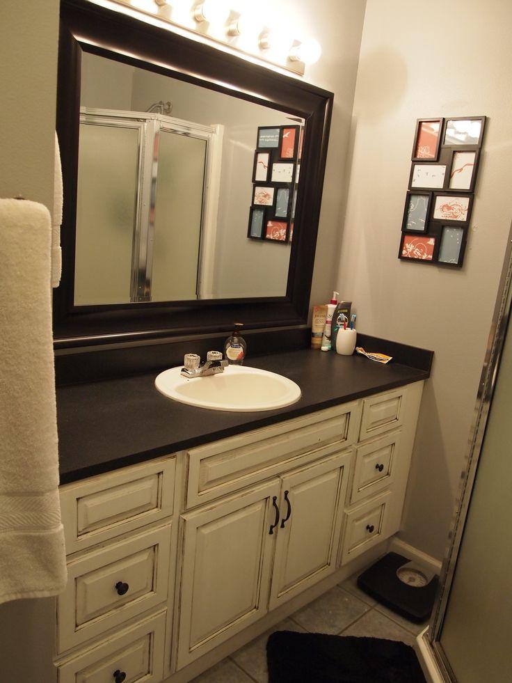 Best Bathroom Makeover Images On Pinterest Bathroom Half - 10000 usd bathroom remodel