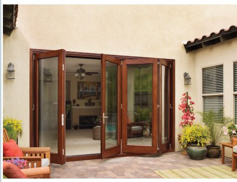 Custom Patio Door