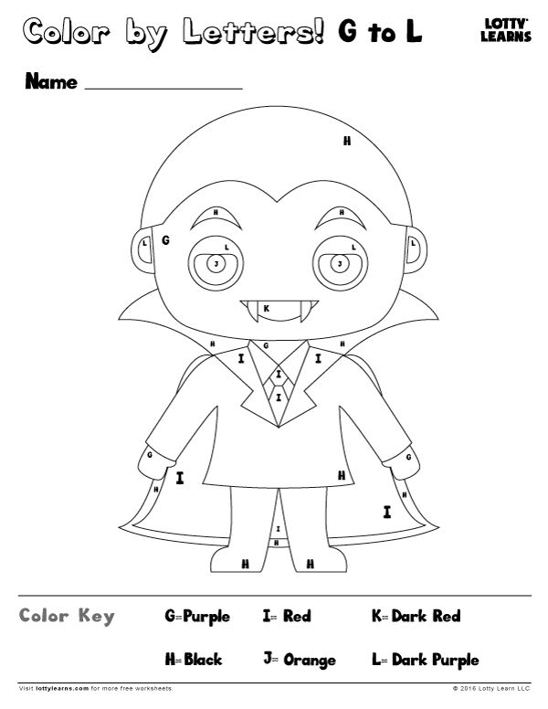free halloween dracula color by numbers printable this is a fun way for kids to practice their. Black Bedroom Furniture Sets. Home Design Ideas