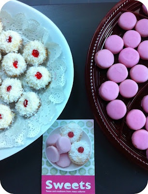 Sweets Event :: Immigration Museum :: February 2012