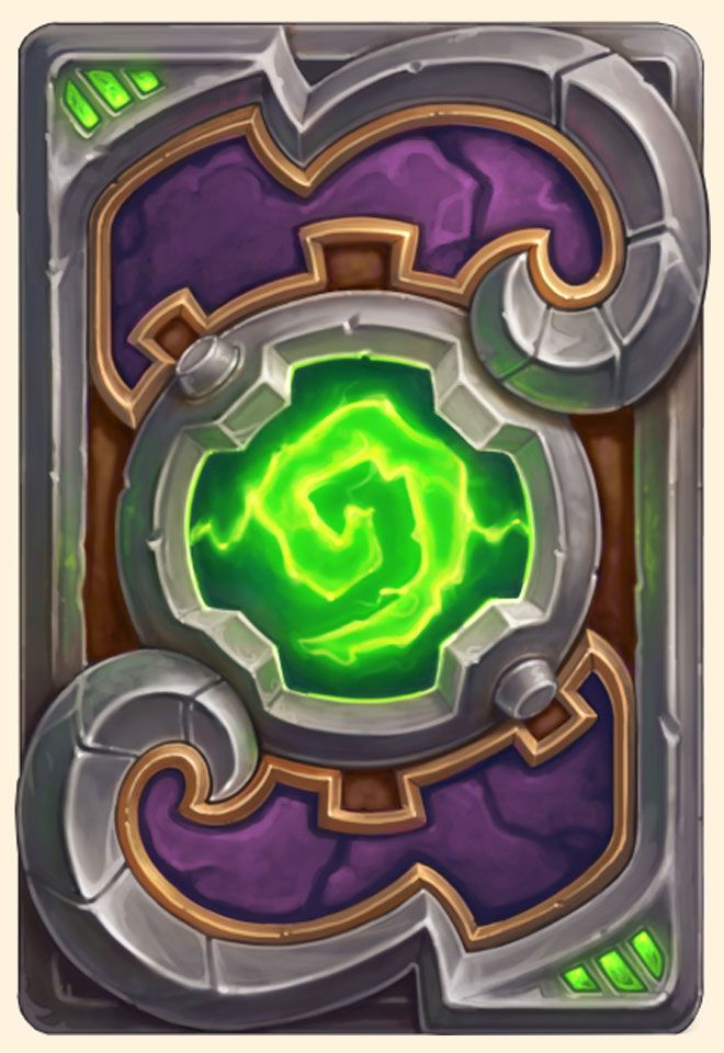 Carte Hearthstone.Dos De Carte Hearthstone Meca Jaraxxus Card Design In