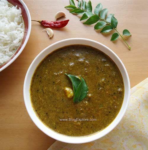 Karuveppilai Poondu Kuzhambu / Curry Leaves Garlic Gravy recipe #indian #recipes #vegan