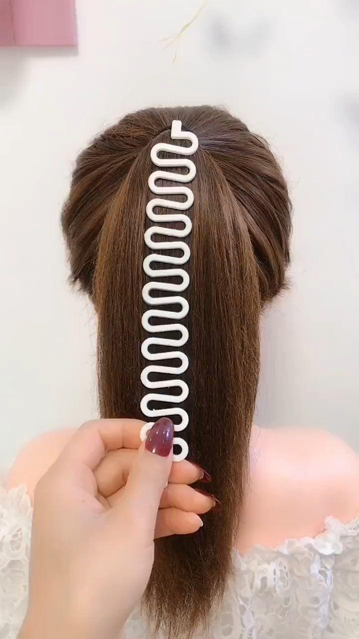 hairstyles for long hair videos, #belleCoiffuresvideos #Hair