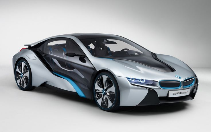 BMW i8 2015 Desktop Wallpaper | Car Wallpaper HD